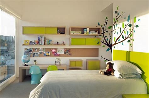 Preschool Kids' Room Design