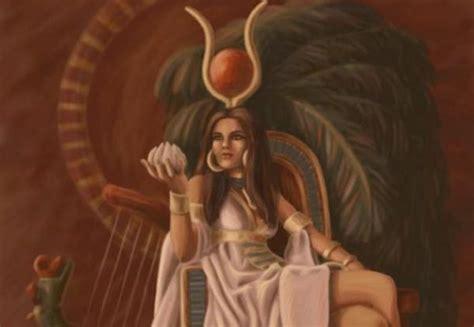 The Tattooed Priestesses Of Hathor