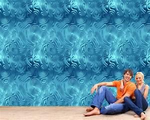 Tapete Blau Muster : 85 moderne tapeten die zu einer zeitgen ssischen ausstattung geh ren ~ Orissabook.com Haus und Dekorationen