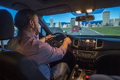 Simulator Driving Driver Rehabilitation Lab Honda Uab