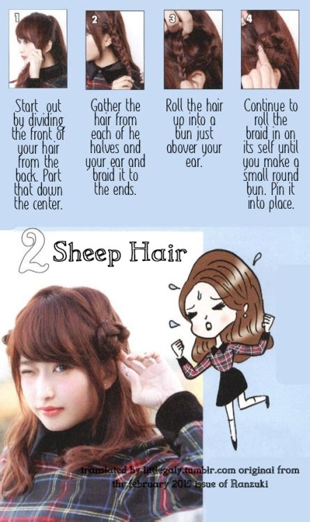 cute sheep hair  littlegalytumblrcom natural hair