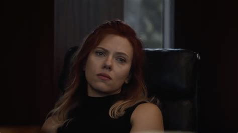 Black Widow Hair The Avengers Trailer Could