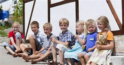 Germans Spend Helping Secret German Children Child