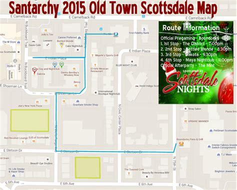 santarchy bar crawl   town scottsdale phoenix