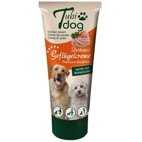 la pate pour chien friandises pour chien tubidog 192 prix avantageux chez zooplus tubidog p 226 te 224 la volaille pour