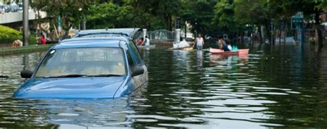 How To Join A Deluge Of Insurance Claims For Flooded Cars