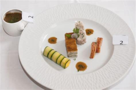 concours de cuisine pour apprentis 5 lauréats pour le titre un des meilleurs apprentis de en cuisine froide