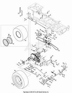 Mtd Gt2754kh 14ak94gk897  2012   14ak94gk897  2012  Parts