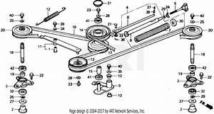 Honda Cd4538 Sa  38 U0026quot  Mower Deck  Jpn  Vin  Rzas