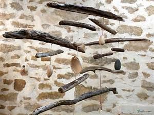 Mobile Bois Flotté : objets d co bois flott bibelot ~ Farleysfitness.com Idées de Décoration
