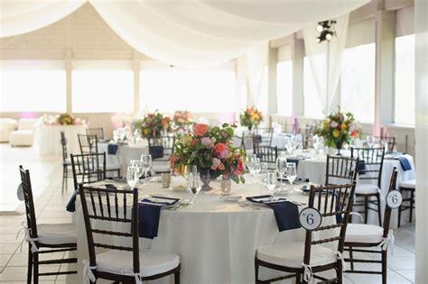 Navy Blue Themed Beach Wedding At Sanderling Resort