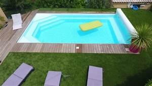 Piscine Enterrée Coque : piscine coque rectangulaire alliance piscines ~ Melissatoandfro.com Idées de Décoration