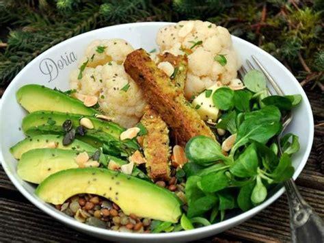 ail des ours cuisine recettes de salade végétarienne