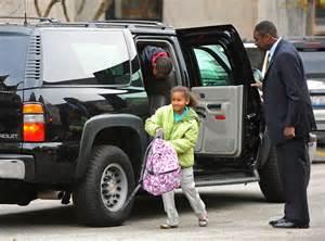 Obama Daughter's School