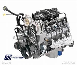 Gm 6 0 Liter V8 Vortec Cng  Lpg Lc8 Engine Power  Specs