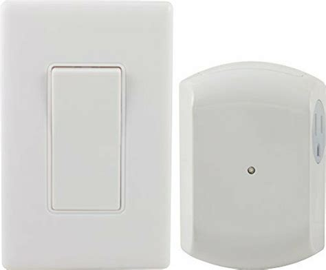 wireless wall switch remote 1 outlet electric receiver rf light l new ebay