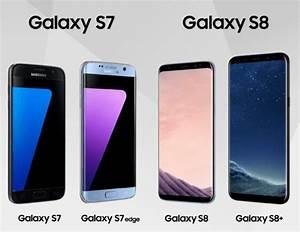 Samsung Galaxy S8 Edge Ohne Vertrag : galaxy s7 und s8 das sind die unterschiede appdated ~ Jslefanu.com Haus und Dekorationen