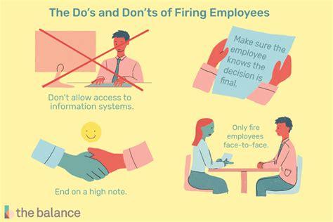 employee firing lost thebalancecareers job massage