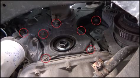 2006 Acura Tl Timing Belt by Acura Tl 2009 To 2014 And Mdx How To Replace Timing Belt
