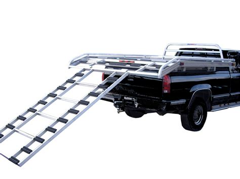 aluminum sled deck truck bed tracpac trailers