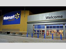 East Hills Walmart Grand Opening The Chestermere Anchor