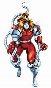 Whiplash vs Omega Red - Battles - Comic Vine