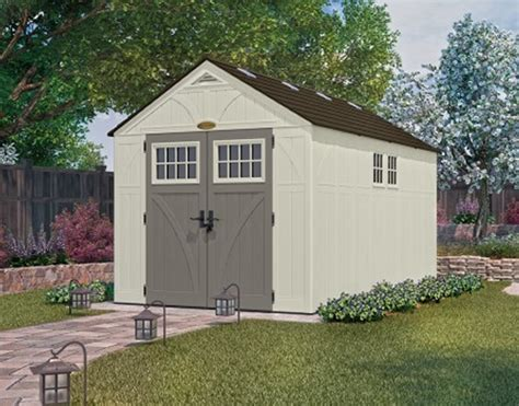 suncast tremont shed accessories tremont 8x13 shed kit resin storage shed by suncast
