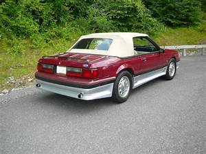 Mustang 88 lx Convertible, paxton supercharger, gt options, 5.0, conv for sale - Ford Mustang lx ...