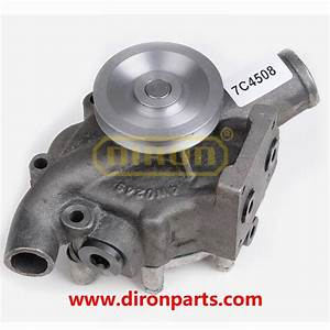 3116 Replace Water Pump 7c4508