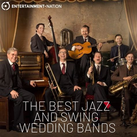 Jazz Swing Band by The Best Jazz And Swing Wedding Bands 2019 Entertainment