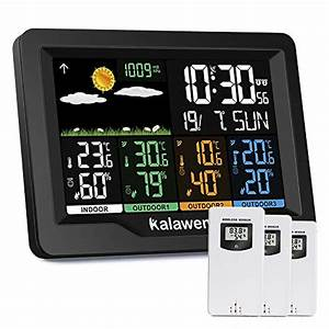 Best Wireless Weather Stations Of 2020  Reviews  U0026 Buying