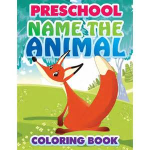 Preschool Name Book