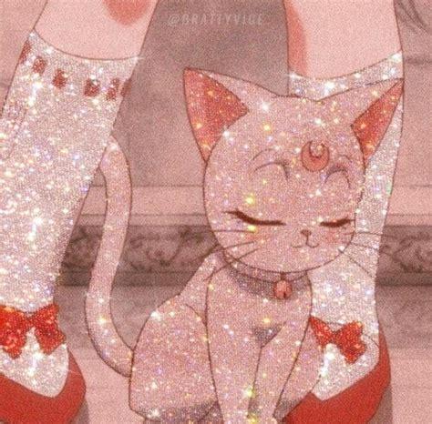 anime cat aesthetic anime pink aesthetic anime