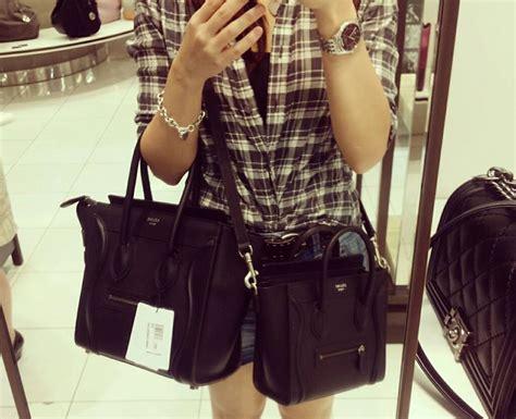 ultimate bag guide  celine luggage tote purseblog