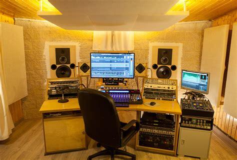 Home - Bungalow recording studio