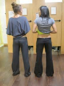 Lululemon Yoga Pants High School Girl