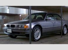BMW 750iL Bond Lifestyle