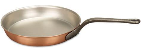 classical range cm copper frying pan falk copper cookware