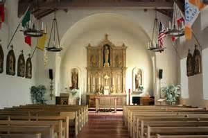 San Rafael Arcangel Mission Inside