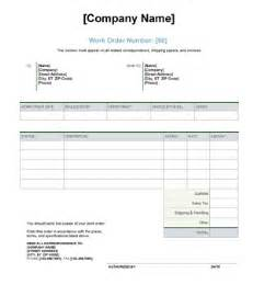 watch more like printable work order form template, Invoice templates