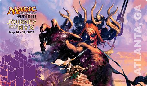 Mtg Pro Tour Decks 2014 by Pro Tour Journey Into Nyx Spectator Events Announced