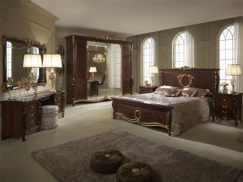 chambre mobilier de mobilier de chambre de style classique donatello
