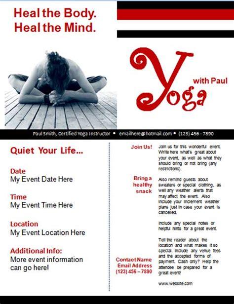 powerpoint flyers   flyers