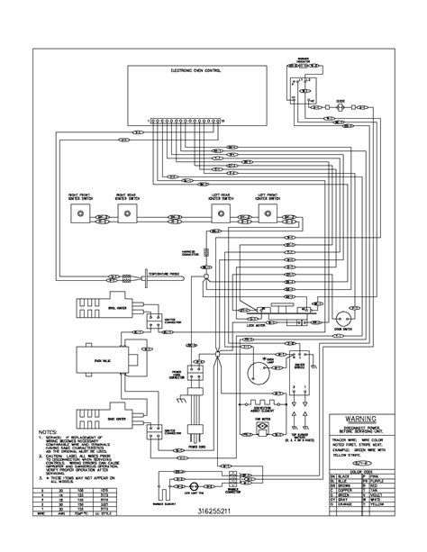 Wiring Electric Stove by Find Out Here Frigidaire Electric Range Wiring Diagram