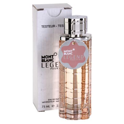 parfum mont blanc femme mont blanc legend pour femme eau de parfum tester for 2 5 oz notino