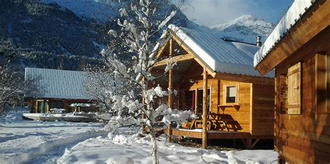 chalet bourg maurice cing bourg maurice 224 la montagne huttopia