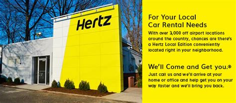 What Is Hertz Local Edition?