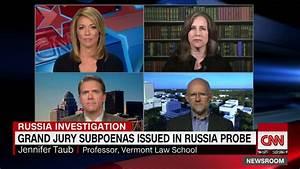 Grand Jury subpoenas issued in Russia probe - CNN Video