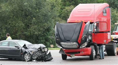 One Injured In Hwy 29, Hwy 97 Car Versus Semi Crash