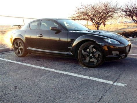 Find Used 2005 Mazda Rx8 Shinka Rare Limited Edition In